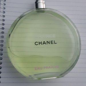 Authentic Chanel Chance Eau Fraiche